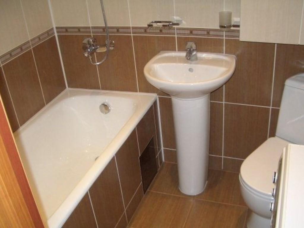 Ремонт ванной комнаты в хрущевке своими руками видео
